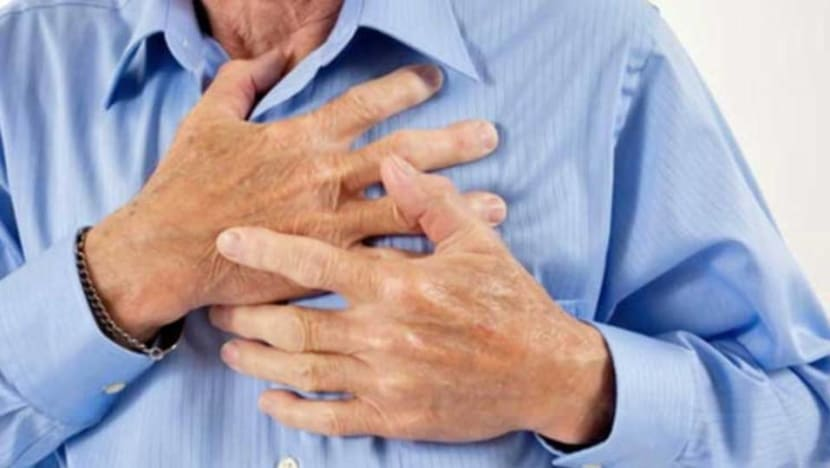 Commentary: The silent heart attack, and why Singaporeans don't realise they're having one