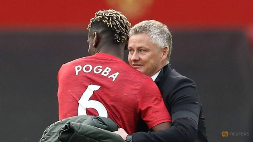 Football: Man Utd in talks with Pogba over new contract, says Solskjaer