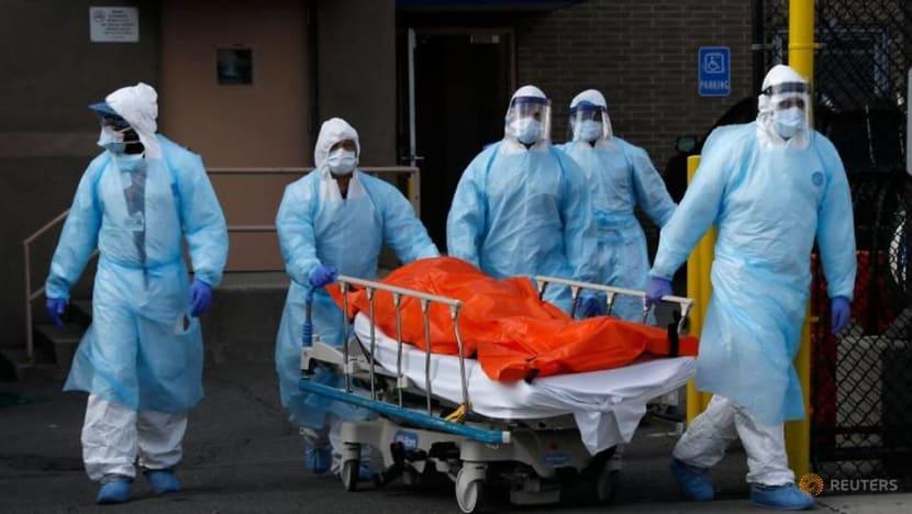 US records 1,169 coronavirus deaths, new global daily high: Johns Hopkins