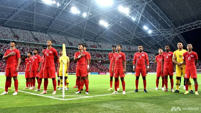 2034 World Cup a 'realistic' goal for Singapore football, says FAS VP Edwin Tong: Report