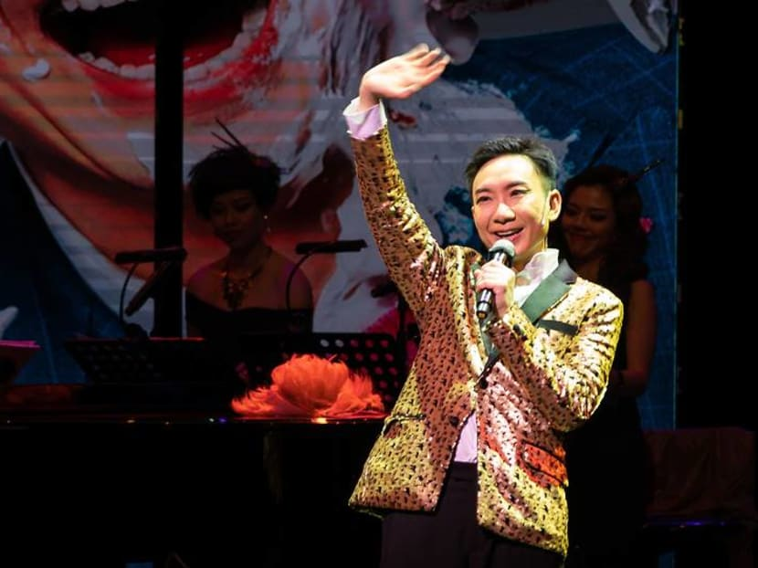 Hossan Leong retires from standup comedy with last big show at age 50