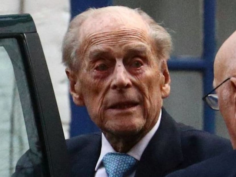 UK's Prince Philip transferred back to private hospital, Buckingham Palace says