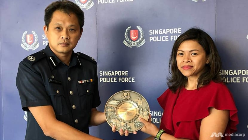 Indonesian woman honoured for helping to thwart cash theft on Jetstar flight