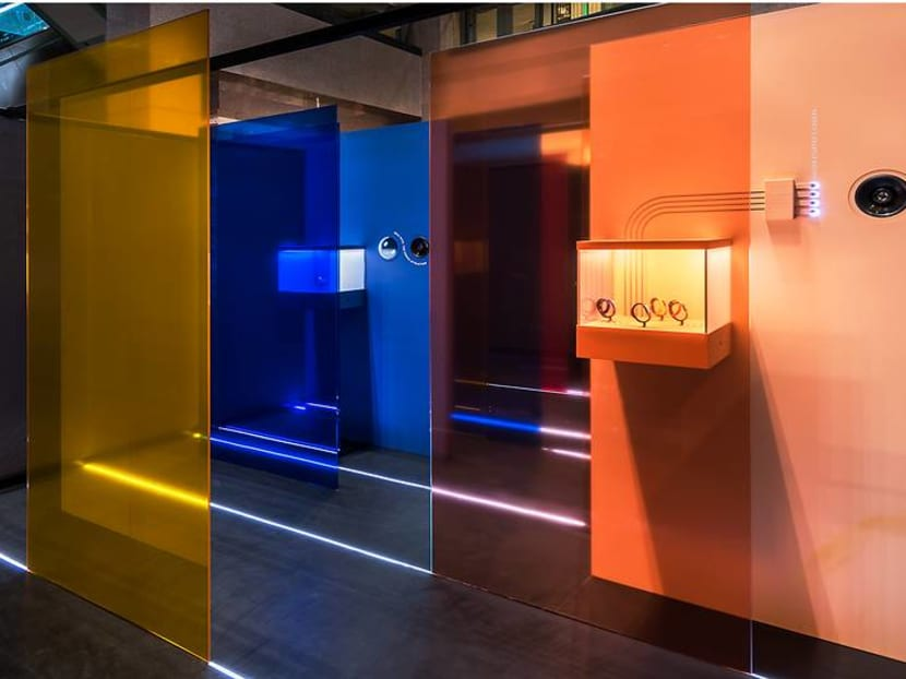 It's about time: Hermes' new multi-sensory exhibition opens in Ngee Ann City