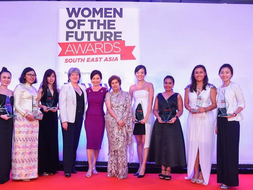 Who made the shortlist of the Women of the Future Awards Southeast Asia?