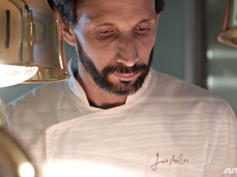 Meet the 'Ironman' of the culinary world making dining an oddly sensual experience