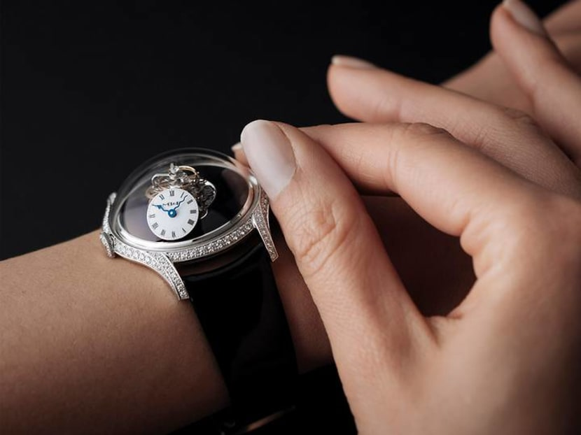 The watch that isn't marketed to women, but inspired by them