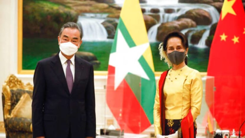 Commentary: Is China using Myanmar coup to ramp up influence in Southeast Asia?