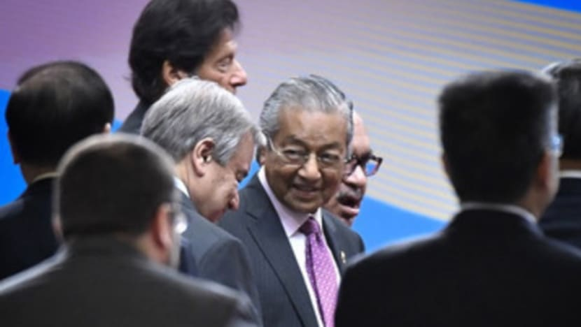 'The Belt and Road Initiative is great': Malaysia PM Mahathir