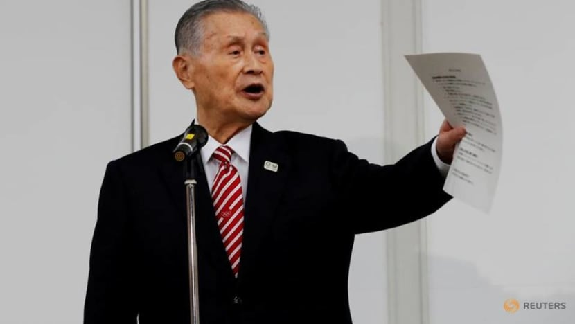 Olympics: Nearly 60per cent of Japanese think Mori unfit for role as Tokyo 2020 chief - poll