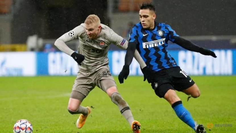 Football: Inter suffer third successive group stage elimination