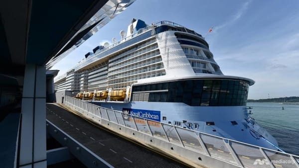 Can Singapore become a hub for sustainable cruise ships?