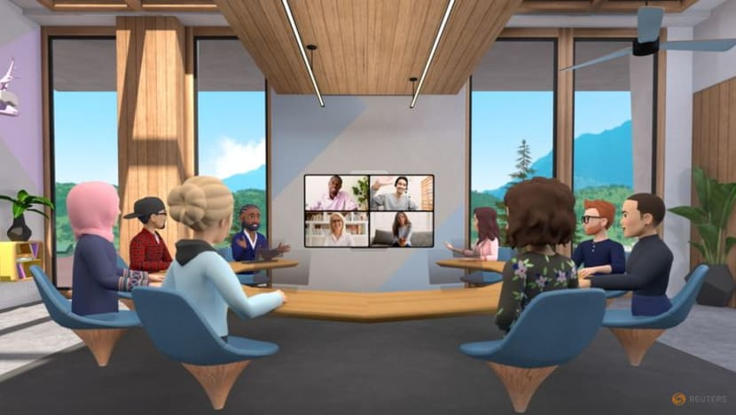 Facebook launches VR remote work app, calling it a step to the 'metaverse'