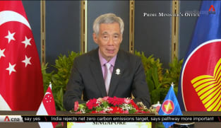 ASEAN can leverage India's 'vibrant' technology and start-up scene to facilitate finance and trade: PM Lee | Video