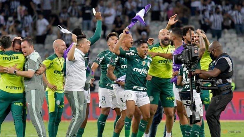 Reigning champions Palmeiras qualify for Libertadores final