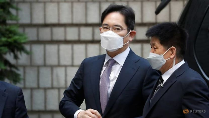 Heir to South Korea's Samsung faces day of reckoning after four years of graft trial