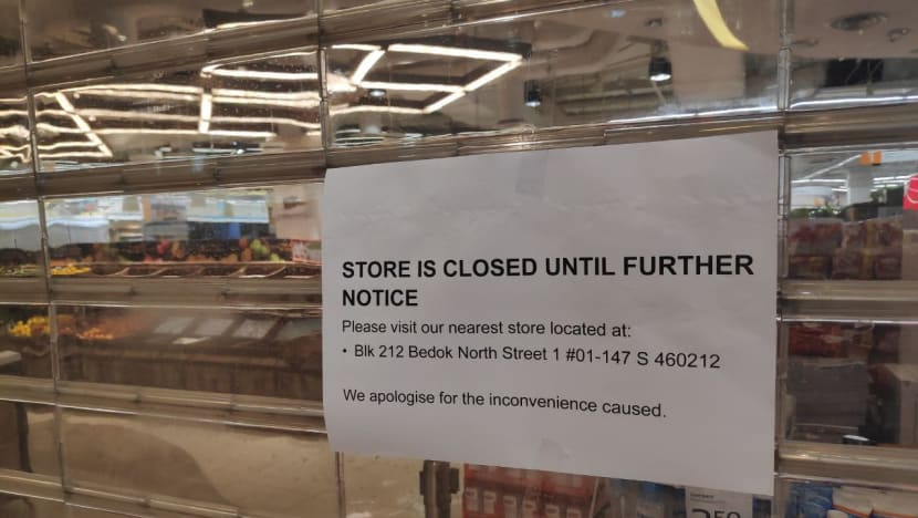 NTUC FairPrice outlet hit by COVID-19 case dispels rumour about affected worker
