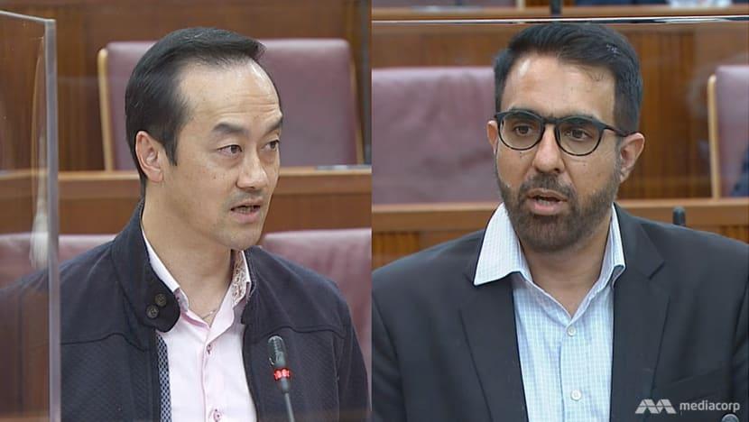 PAP, WP MPs debate minimum wage; 1.7% of local workforce earn below S$1,300 a month, says Koh Poh Koon
