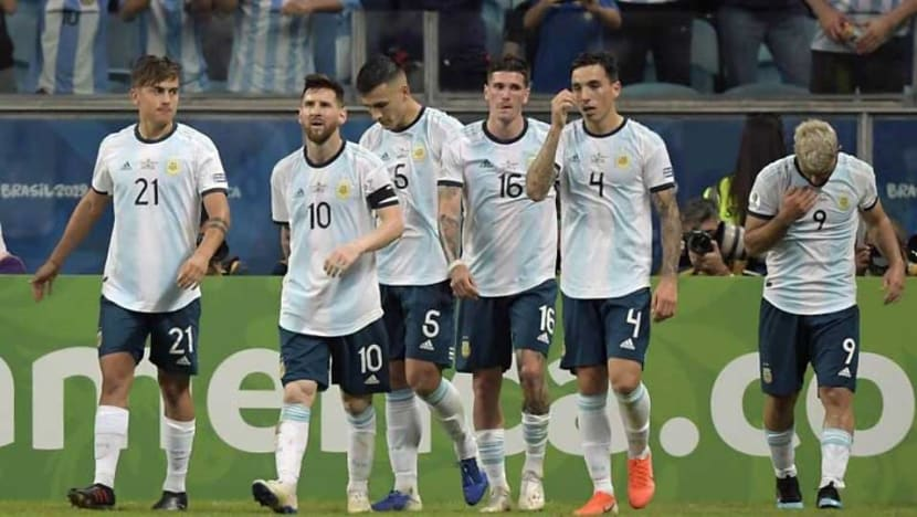 Football: Copa America starts anew in quarters, says Argentina's Messi