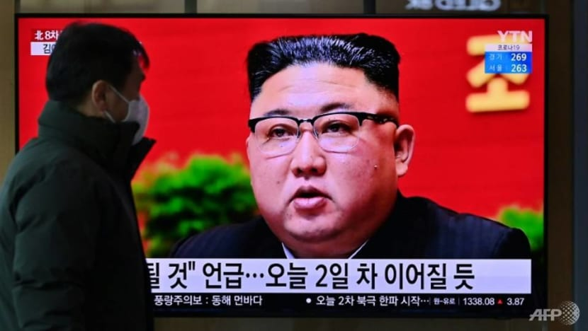 North Korea's Kim vows to improve ties with outside world at party meeting