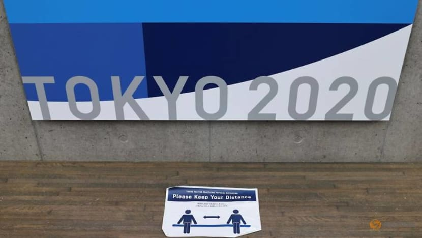 Olympics-Nigerian delegate first Tokyo Games visitor hospitalised with COVID-19-media