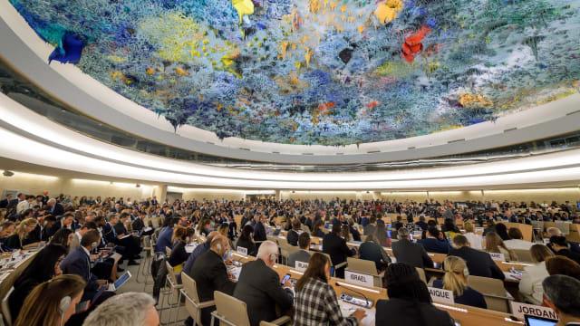 美国将重返联合国人权理事会