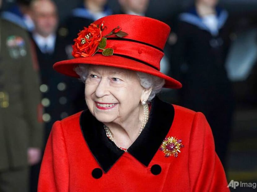 UK to mark Queen Elizabeth's Platinum Jubilee in 2022 with 4 days of events