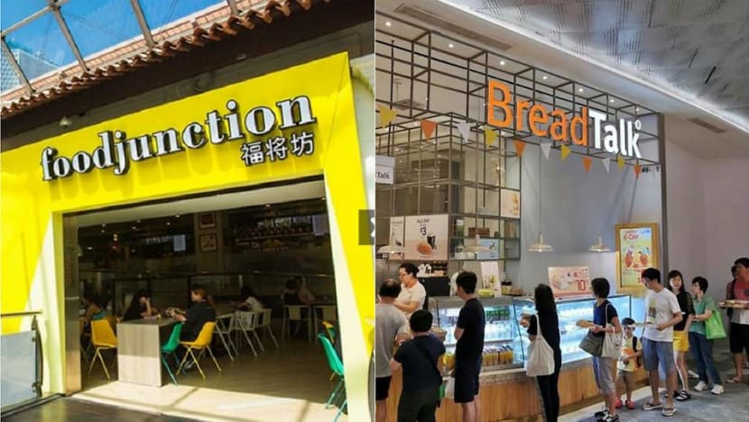 BreadTalk enters agreement to buy Food Junction for S$80m