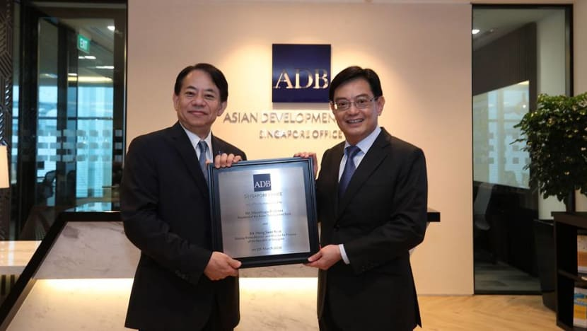 Asian Development Bank opens office in Singapore to expand strategic collaboration