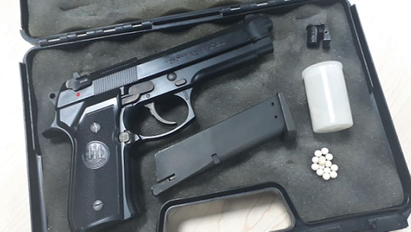 Man jailed for making and shooting airguns with metal parts from company workshop
