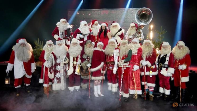 Technology 'biggest gift' to Santas in their virtual grottos