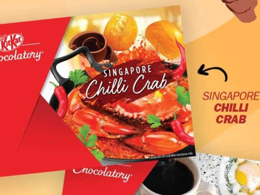 KitKat to launch chilli crab, salted egg yolk flavours in Singapore this month