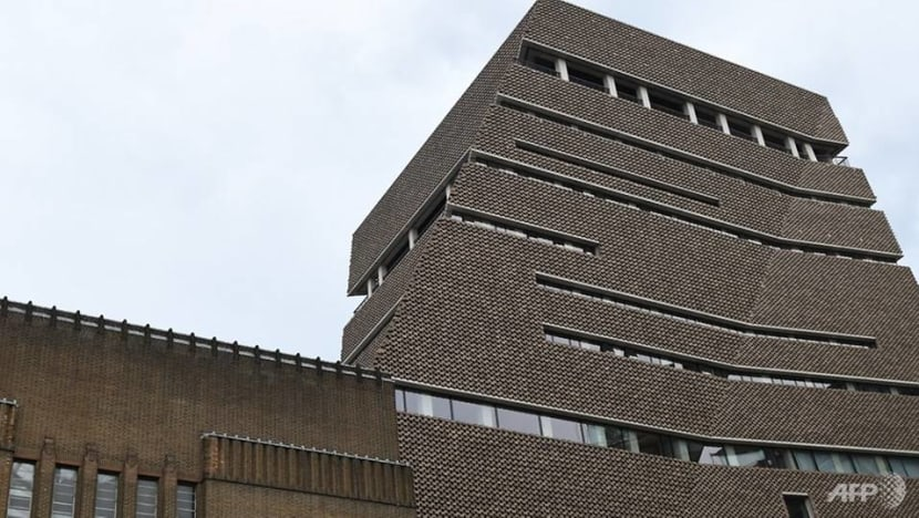 Boy thrown from London's Tate Modern art museum is 'stable'