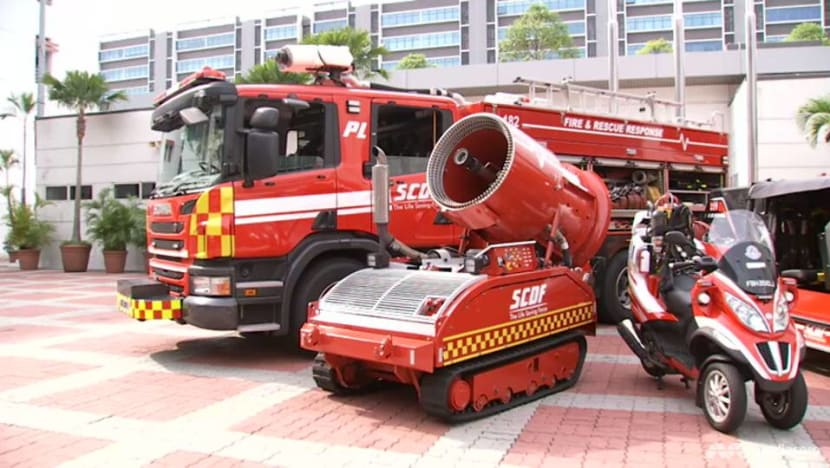 Fire engines can legally run red lights and make unauthorised U-turns from Jun 1