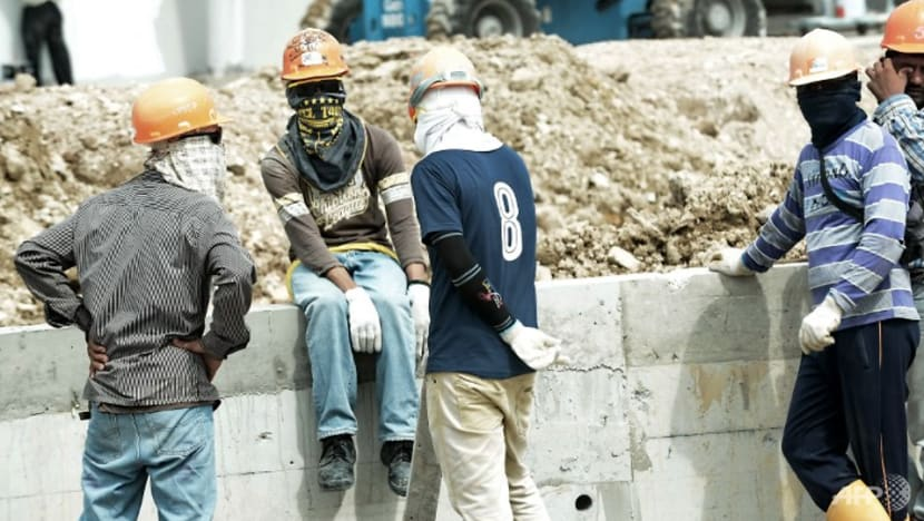 MOM introduces measures to retain work permit holders for construction, shipyard and process sectors