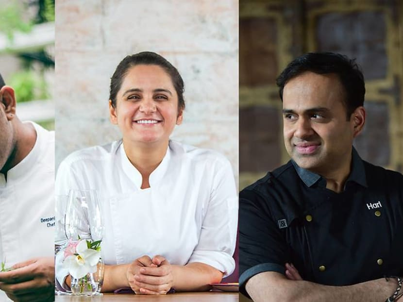 Who are the Indian chefs shaking up Bangkok's dining scene?