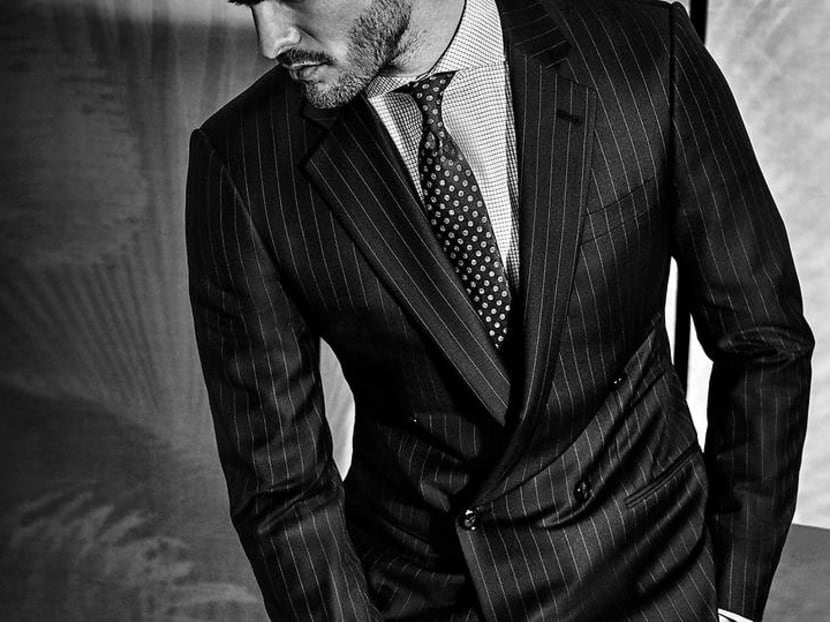 The pinstripe suit is deeply flattering. Here's how to update the menswear classic