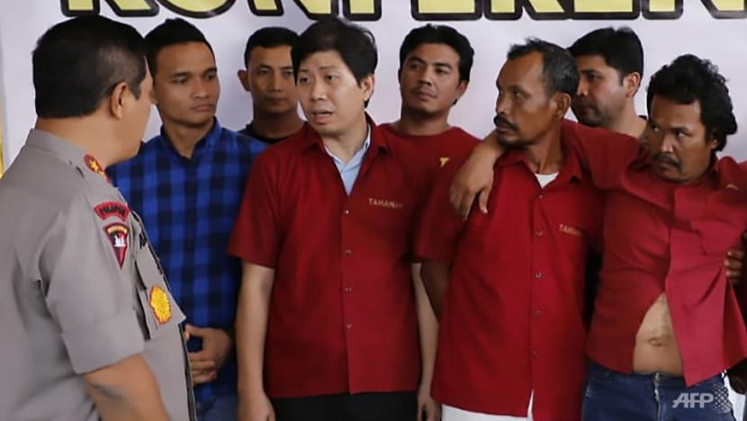 Indonesian palm oil exec arrested over journalist killings
