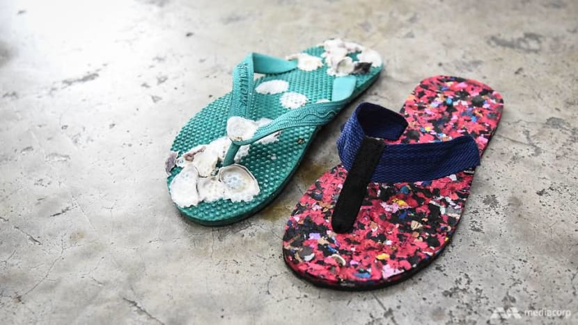 From marine waste to fashion:A journey of flip-flops and trash heroes from Thailand's far south