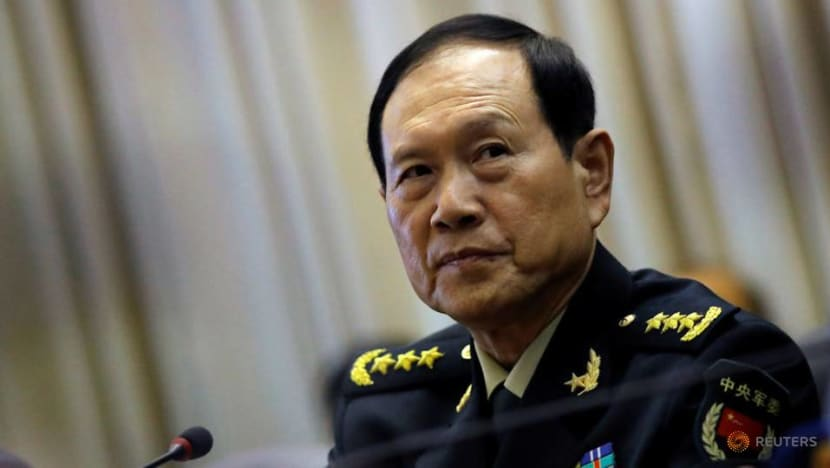 Resolving 'Taiwan question' is greatest national interest, says China's defence minister
