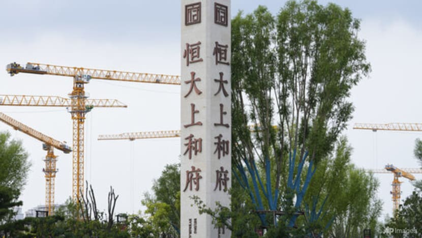 The rise and demise of Chinese property firm Evergrande