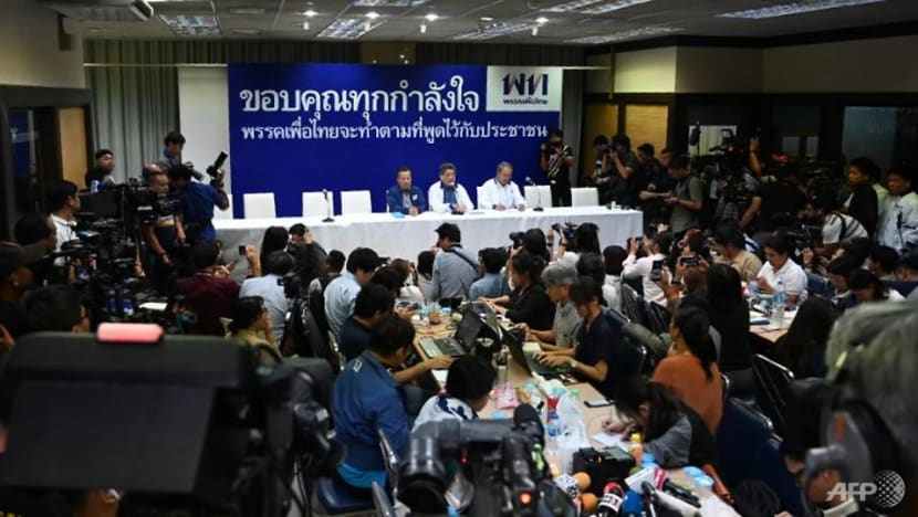 Thailand's Thaksin-linked party in talks to form coalition government