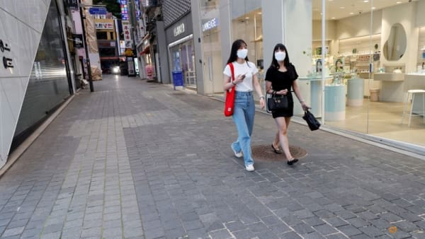 South Korea extends social distancing, allows fully vaccinated some leeway