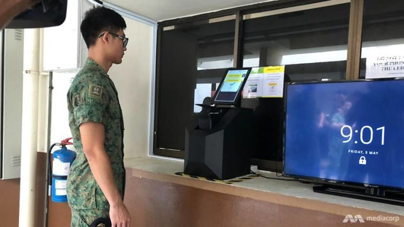 SAF showcases digital innovations designed to enhance NS experience