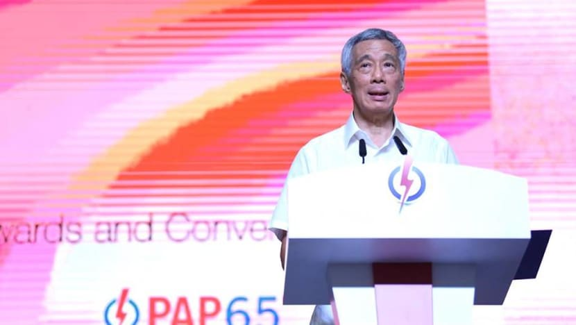 PAP 'must never, ever be afraid to do what is right for Singapore', says PM Lee