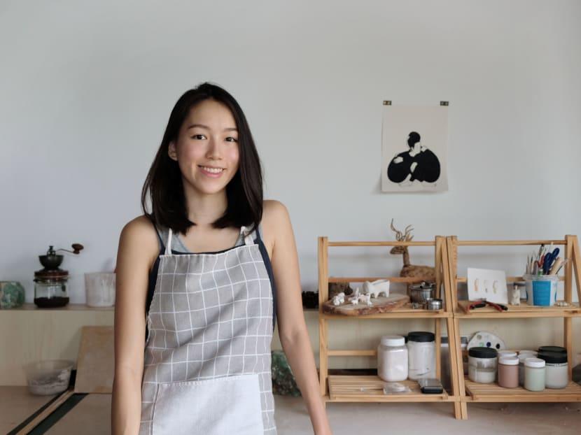 Creative Capital: The artist who brings joy through her small animal ceramics