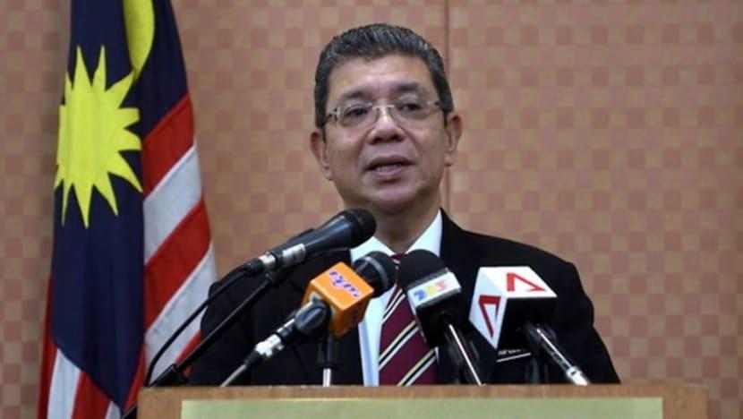 Malaysia to seek international arbitration if Singapore does not renegotiate water deal: Saifuddin