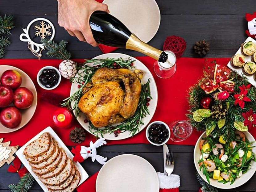 How to still enjoy hearty festive meals without worrying about weight gain