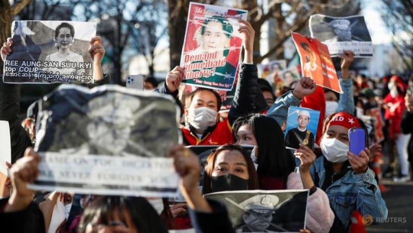 Thousands protest Myanmar coup in Tokyo, demand Japan take tougher action