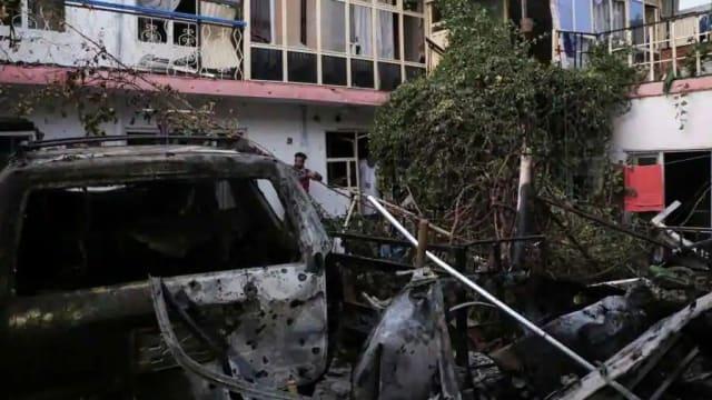 美军无人机报复袭击炸错人 死者竟是美国援助组织成员